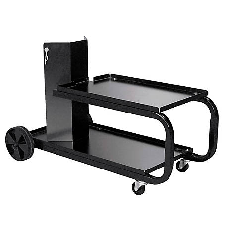 Hobart Arc Welding Cart with Cylinder Rack, 194776
