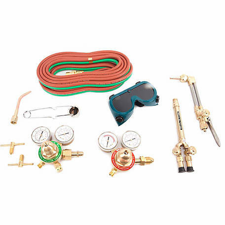 Forney Shop Flame Med Duty Torch Kit