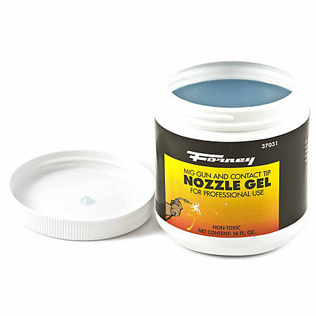 Forney Nozzle Gel for MIG Welding, 16 oz.