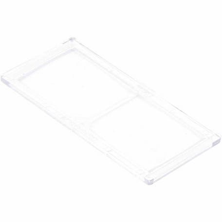Forney Welding Lens Magnifier, 4-1/4 in. x 2 in., F 2.0