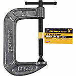 Olympia 5 in. C-Clamp