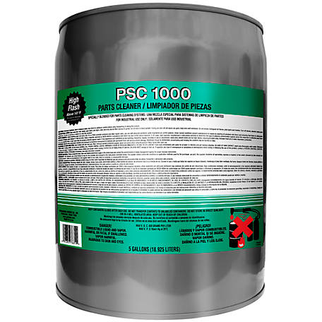 Crown PSC 1000 Parts Cleaner, 5 gal.