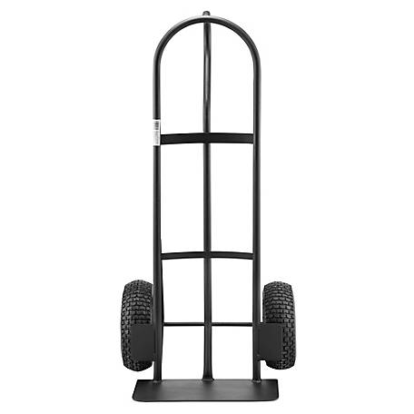 how to use a hand truck