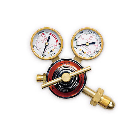 Hobart LP/Acetylene Regulator, 770504