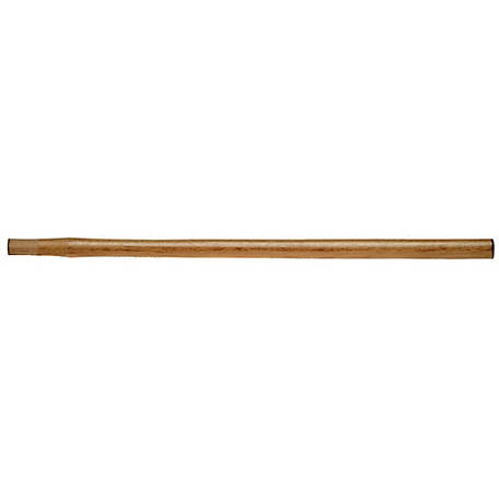 Truper 36 in. Hickory Handle for Small Sledge Hammers, 35062