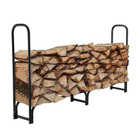 RedStone Log Rack, 8 ft., WFD-FPA-029