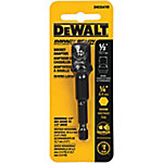 DeWALT 1/4 in. Hex Shank to 1/2 in. Socket Adaptor