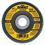 DeWALT 36g Type 29 HP Flap Disc, 4-1/2 in. x 7/8 in.