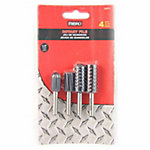 Mibro 4-Piece Rotary File And Rasp Set