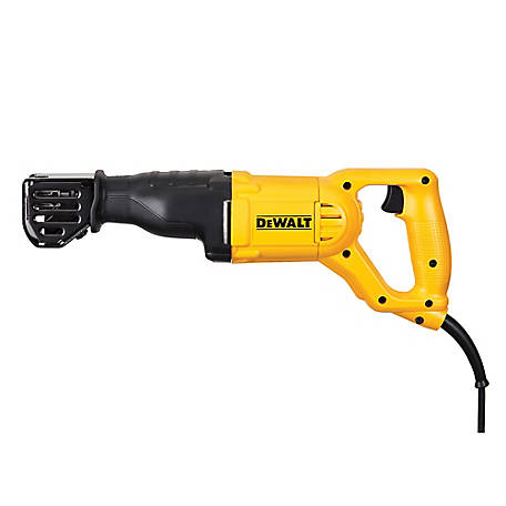 DeWALT 10.0 Amp Reciprocating Saw Kit