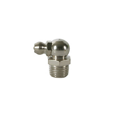 Workforce 90 deg. 1/8 in. Grease Fittings, Pack of 10, L5251