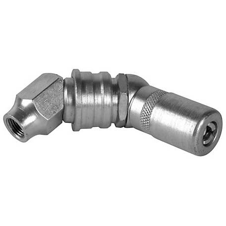 Workforce 3-Jaw Coupler with 360 deg. Swivel, L2450
