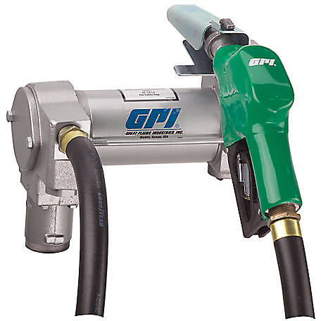 GPI M-3025-AD Fuel Pump, 133240-2TSC