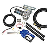GPI M-150S-AU Fuel Pump, 1/5 HP, 1 in. Inlet, 110000-100TSC