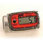 GPI 01A31GM Digital Aluminum Turbine Meter with LCD Readout, 113255-20M6TSC