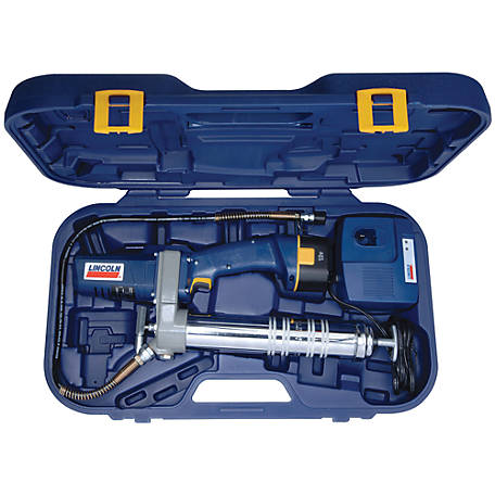 Electric Grease Gun >> Lincoln Powerluber 12v Grease Gun At Tractor Supply Co
