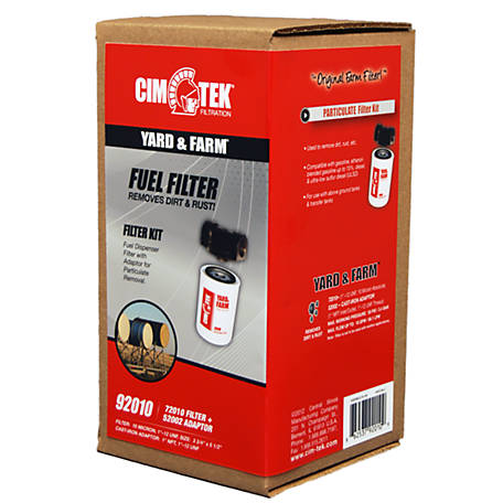 Cim-Tek Particulate Filter Kit