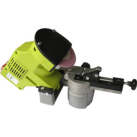 Timber Tuff Bench Top Electric Chainsaw Chain Sharpener, CS-BMM