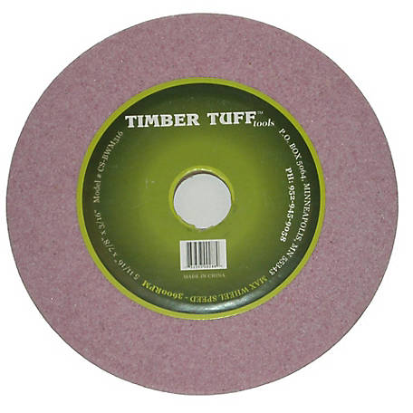 Timber Tuff 1/8 in. Grinding Wheel, CS-BWM018