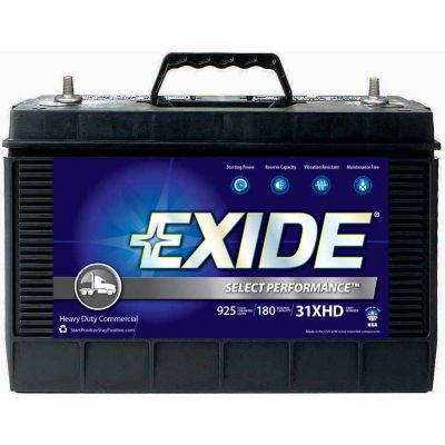 Exide Select Performance Heavy-Duty Battery, 31XHD | Tuggl