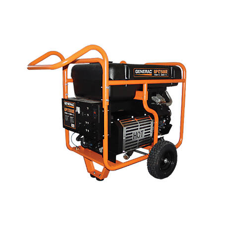 Generac 5735 - GP17500E 17,500 Watt Electric Start Portable Generator, 49 ST, 5735