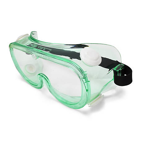 Stanley A600 Series Goggle, Chemical/Splash Style, SYE21-10D