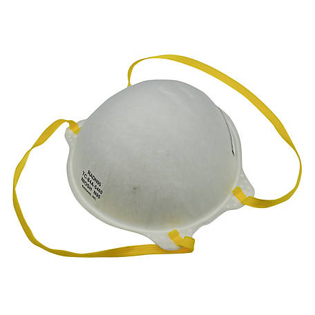 Stanley SAF-T-FIT N95 Disposable Respirator, Pack of 2