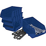 Performance Tool 4-Piece Stackable Tray Set