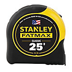 Stanley 25 ft. Fat Max Tape Measure