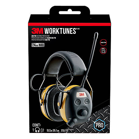 58432e67e78 3M Worktunes Hearing Protector at Tractor Supply Co.