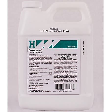 Crossbow Herbicide Concentrate, 32 oz  at Tractor Supply Co
