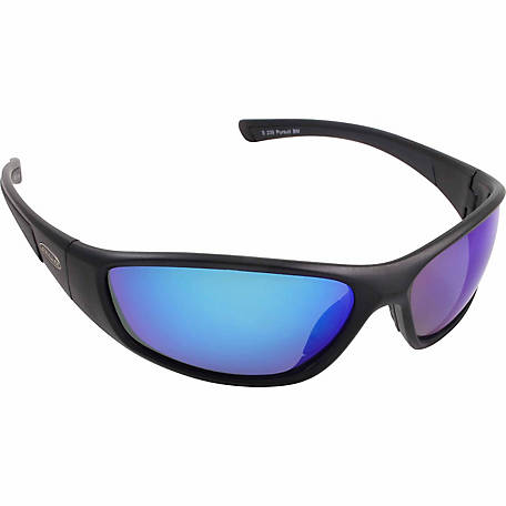 Sea Striker Pursuit Blue Mirror Glasses