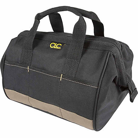 CLC 14 Pocket 12 in. BigMouth Tote Bag