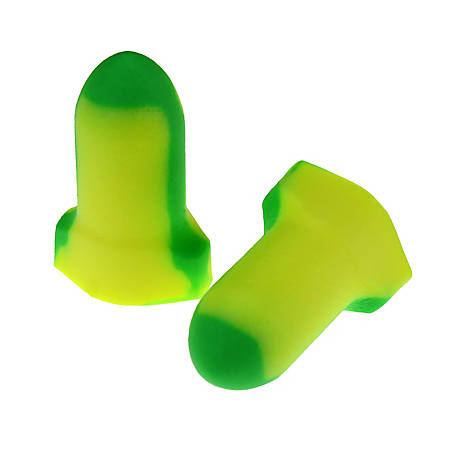Stanley Pre-Shaped Foam Earplugs, 80 Pair