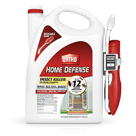 Ortho Home Defense Insect Killer for Indoor & Perimeter, Ready to Use Spray, Bonus Size 1.1 gal.