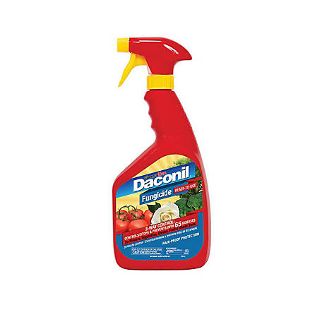 Sevin Daconil Fungicide, 32 oz. Concentrate, 100536523