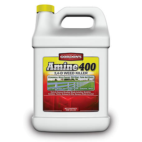 Gordon's Amine 400 2,4-D Weed Killer, 1 gal , 8141072 at Tractor Supply Co