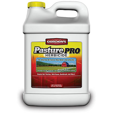 Gordon's Pasture Pro Herbicide Concentrate, 2.5 gal., 8111122