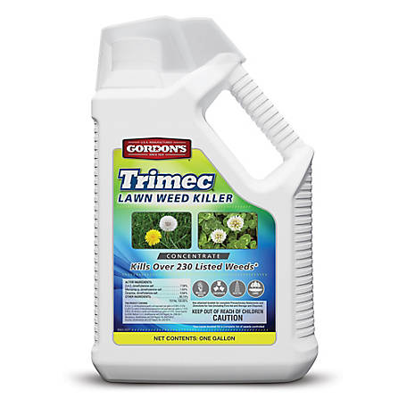 Gordon's Trimec Lawn Weed Killer Concentrate, 1 gal., 792000