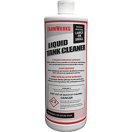 FarmWorks Liquid Tank Cleaner, 32 oz., 75228