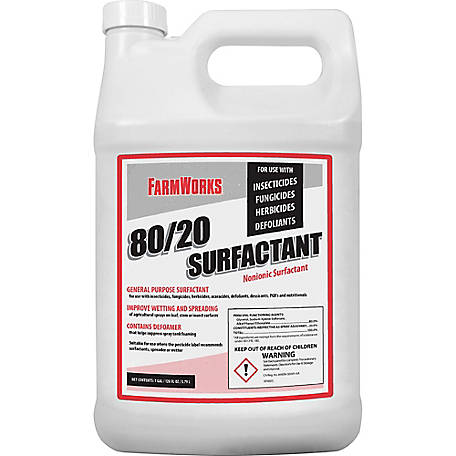FarmWorks 80/20 Surfactant, 1 gal , 75219 at Tractor Supply Co