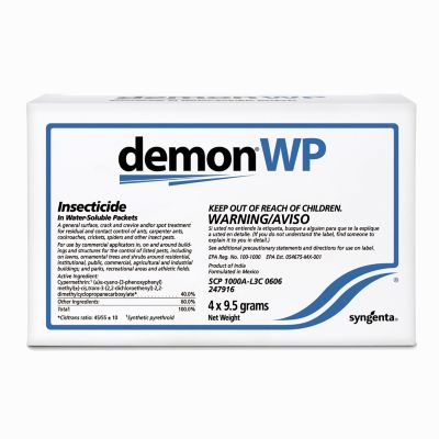 Demon WP Insecticide in Water Soluble Packets at Tractor Supply Co