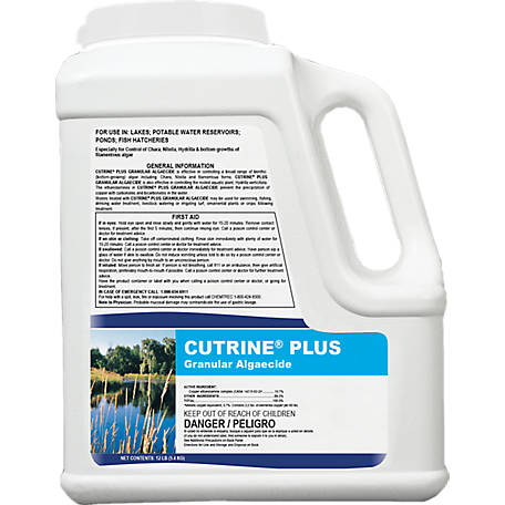 Applied Biochemists Cutrine Plus Granular Algaecide, 390242A
