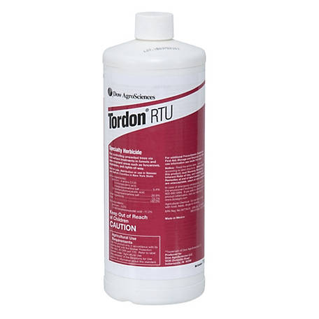 Tordon Herbicide, Ready To Use, 1 qt.