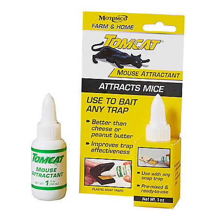 Tomcat Mouse Attractant Gel, 1 oz. Bottle, 34360