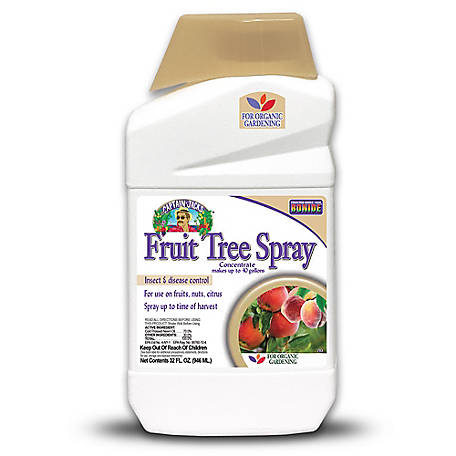 Bonide Fruit Tree Spray Insecticide Concentrate, 32 oz., 2036