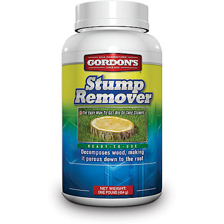 Gordon's Stump Remover, 1 lb., 398600