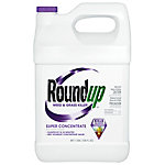 Roundup Weed & Grass Killer Super Concentrate, 50% Glyphostate, 1 gal.