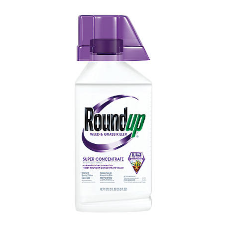 Roundup Weed & Grass Killer Super Concentrate, 35.2 oz., 5100710