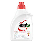 Roundup Weed & Grass Killer Concentrate Plus, 1/2 gal.